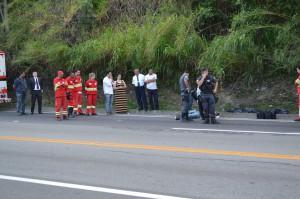 Vítima, mesmo ferida, tentou correr e acabou morrendo na Lúcio Meira