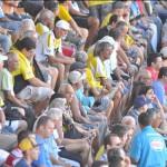 Hoje é dia da torcida lotar o Raulino e empurrar o Volta Redonda para mais uma vitória Foto: Paulo Dimas