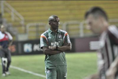 Fases: Cristovão deixa o Fluminense após campanha muito irregular no fraco Campeonato Estadual (Foto: Arquivo)