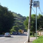 Radares de velocidade são instalados nos KMs 286, 291 e 300     Foto: Franciele Bueno