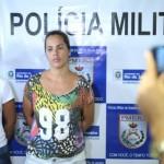 24-03-15 Presas armas e drogas Caieiras - Sabrina(branco) e Aine  Felipe Vieira (4)