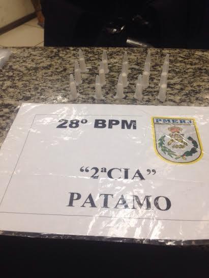 Foto:Divulgação/Polícia Militar