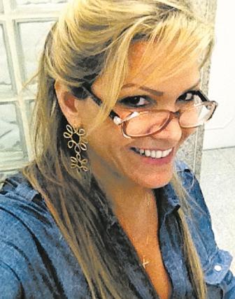 Marcia Loureiro: O carisma e a generosidade de uma artista que ama o que faz (Foto: Marcia Loureiro)