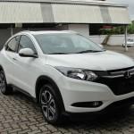 Disponível: Crossover HRV é a nova aposta da Honda no mercado nacional (Foto: Paulo Moreira)