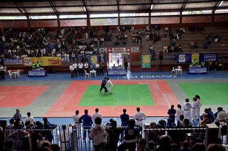 No CCRR: Competição reuniu atletas do Rio de Janeiro, São Paulo e Minas Gerais (Foto: Divulgação)