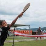 Pura diversão: Crianças participam de projeto 'Lazer na Rua' em Paraty  (Foto: Divulgação)