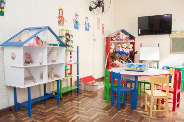 Novidade: Espaço foi reformado e agora conta com novas opções de brinquedos e atividades (Foto: Divulgação)