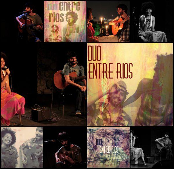Apresentação: 'Duo entre Rios' realizará show neste sábado (11), às 19h, no Centro Cultural Theóphilo Massad