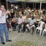 Importante: Arimathéa define doação das terras como um momento histórico para a cidade  (Foto: Paulo Dimas)
