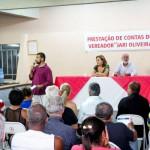 Transparência: Jari destaca importância de políticos estarem perto dos eleitores  (Foto: Divulgação)