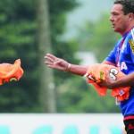 Coletes: Luxemburgo ainda não teria definido quais serão os titulares contra o Vasco (Foto: Gilvan de Souza)