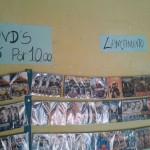 Ilegal: Materiais foram encontrados em um loja que seria do PM reformado, no bairro Siderlândia, em Volta Redonda  (Foto: Julio Araujo)