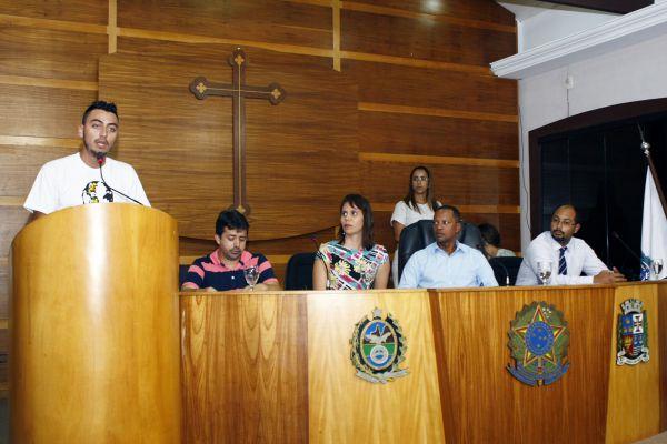 Espera: Escolha de jovem que vai representar Parlamento Juvenil deve ser no próximo mês  (Foto: Divulgação)
