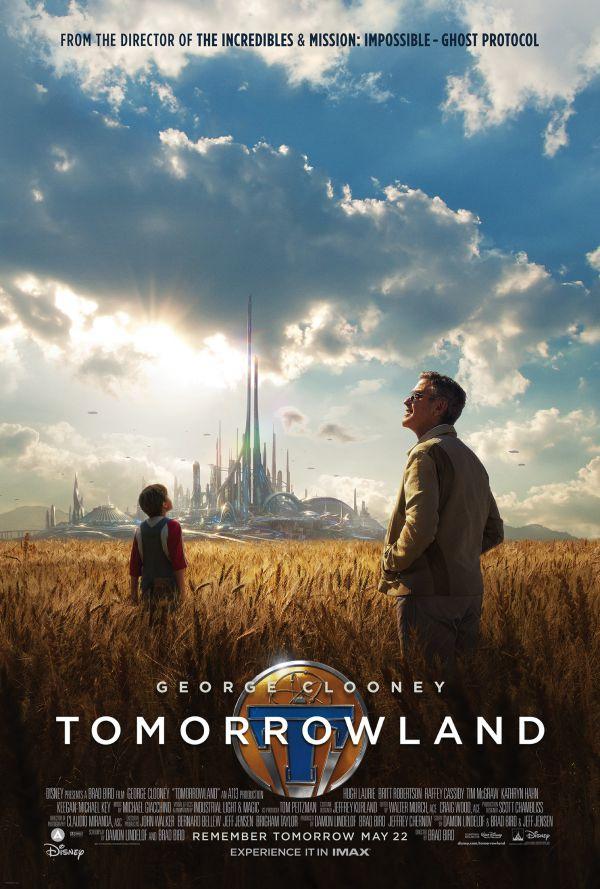 Aventura: George Clooney chega no futuro (Foto: Divulgação )