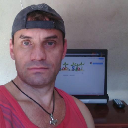 César foi assassinado na madrugada de hoje Foto: Reprodução do Facebook