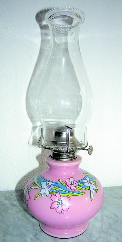 Recurso: Lampião de querosene volta a ter utilidade (Foto: Divulgação)