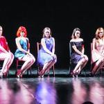 'Bela': Dança contemporânea fala sobre a mulher e a feminilidade, suas fases de vida e seus quereres (Foto: Wallace Feitosa)