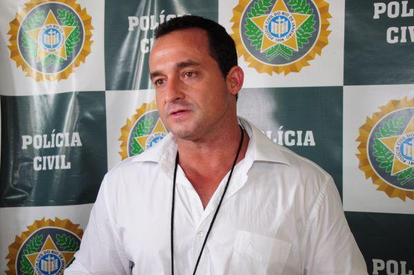 Conclusão: Para o delegado, Luís Maurício Armond, crime foi por vingança pela maneira como foi executado (Foto: Arquivo)