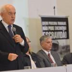 Manoel Dias: Ministro do Trabalho  pede cuidado para que não haja precarização (Foto:Agência Brasil)