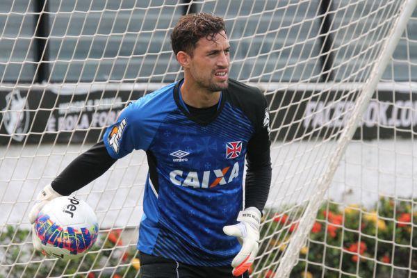 Martín Silva é um dos nomes do Vasco para garantir três pontos no Raulino