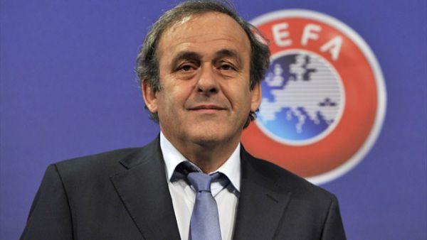 Trincheira: Platini quer tirar Blatter do poder no voto ou na pressão (Foto:Divulgação)