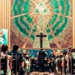 Para as mães: OSBM faz uma homenagem hoje às mulheres, na igreja Matriz de São Sebastião   (Foto: Fabricio Rezende )