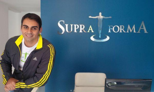 Rodrigo Duarte: Professor de Educação Física com especialização em treinamento funcional   (Foto: Divulgação)