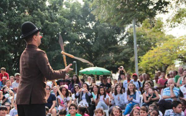 Projeto: 'Expedição Quintal do Circo' levará 10 apresentações para comunidades isoladas do Centro de Angra (Foto: Divulgação)