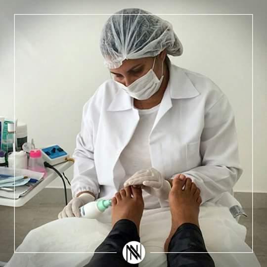 Cuidado com os pés: Podologia consiste em realizar tratamentos dos pés de forma segura e eficaz  Fotos: Marcella Almeida