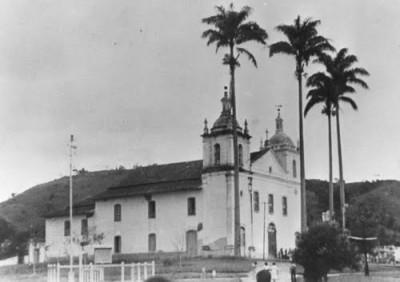 Igreja da Matriz: os operários da Light se recusaram a destruí-la