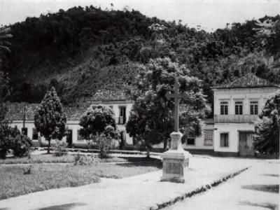 Praça da Matriz de São João Marcos