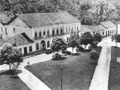 Casa do comendador Joaquim Breves, então o homem mais rico do país
