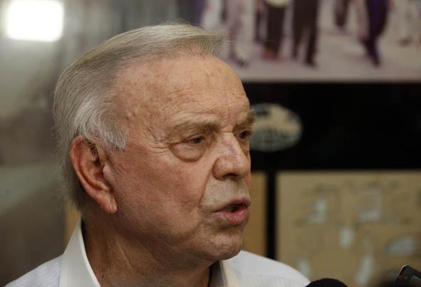 Cadeia: Marin está preso após envolvimento em escândalo de corrupção (Foto:Divulgação)