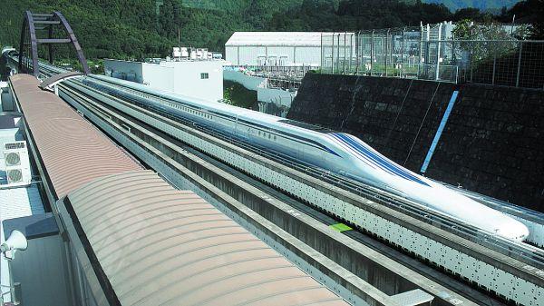 Futuro: O L0 vai competir com os aviões no Japão (Foto: Divulgação)