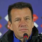 Ficando: Dunga não está com o cargo ameaçado mesmo após derrota para o Paraguai (Foto: Rafael Ribeiro/CBF)