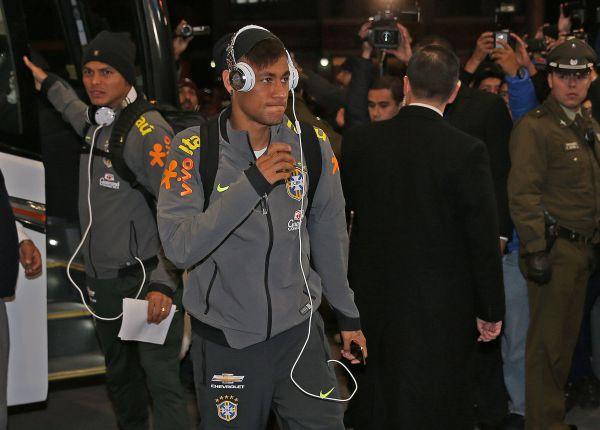Entre os grandes: Neymar tem salários equiparados aos dos grandes astros do esporte mundial (Foto: rafael Ribeiro/CBF)