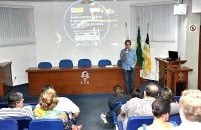 Secretário de Planejamento fala sobre plano de saneamento de Volta Redonda (foto: Divulgação)
