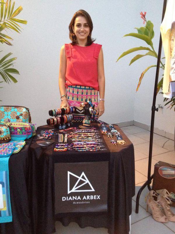 A arquiteta Diana Arbex organizadora da 'Mostra da Garagem'