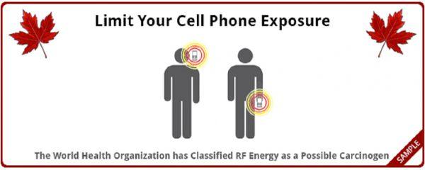 Cientistas canadenses começam a fazer campanha sobre riscos do excesso de exposição ao celular