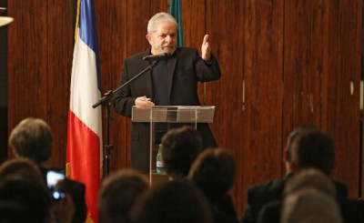 Lula faz duras críticas ao PT ( foto: Ricardo Stuckert/ Institulo Lula)