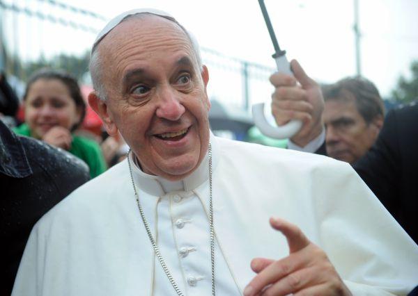 Sem medo: Papa Francisco vai enfrentar um dos problemas de maior gravidade no mundo católico (Foto: Arquivo)