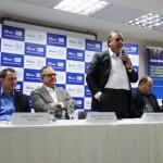 Futuro: Encontro sobre a região contou com a participação do governador Luiz Fernando Pezão (Foto: Paulo Dimas)