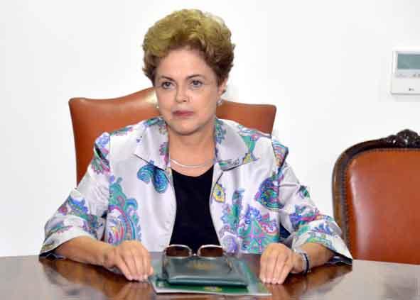 Rejeição: Dilma tem nova queda nos índices de rejeição (Foto: ABr)