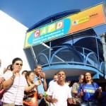 Aniversário: Data foi festejada na sede do Capd, com a presença de usuários e seus familiares (Foto: Divulgação PMVR)