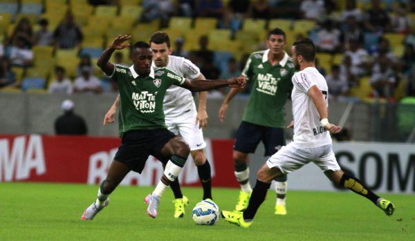 Subindo: Tricolor das Laranjeiras continua brigando na parte de cima da tabela (Foto: Divulgação)