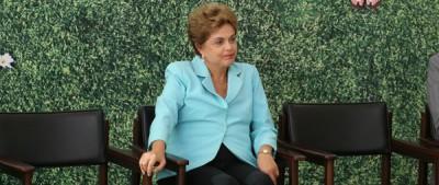 """Dilma: """"Quero dizer que procurei manter tudo aquilo que pudesse ser mantido do projeto"""" (Agência Brasil)"""
