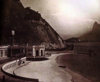 O Cassino da Urca, no Rio de Janeiro, era a maior casa de espetáculos do país