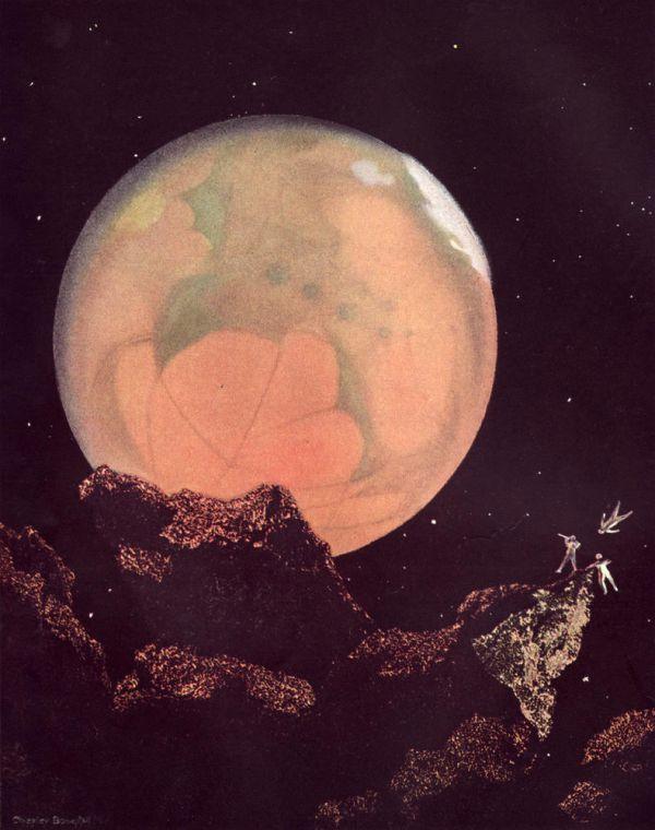Marte: Da concepção artística a foto real  (Fotos: Divulgação)