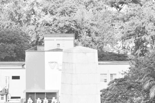 Homenagem: Principal hospital público de Volta Redonda tem o nome do padroeiro da Maçonaria, São João Batista  (Foto: Arquivo)