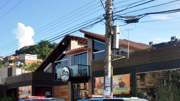 Mistura Carioca: Boate fica na rua 209, no bairro Conforto, em Volta Redonda (Foto: Arquivo)